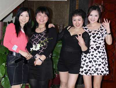 Single Shenzhen girls